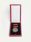 Medal for Karl Obermann