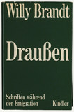 Cover: Willy Brandt, Draußen