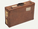 Suitcase of Ernst Loewy